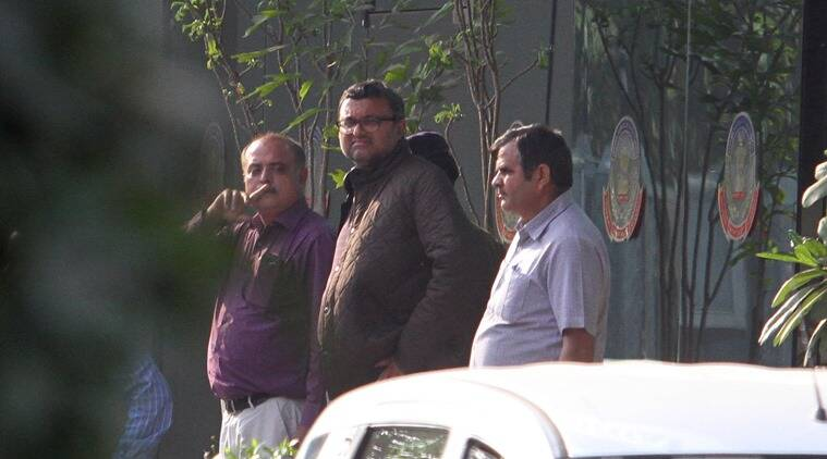 Karti Chidambaram arrested by CBI in connection with INX media case
