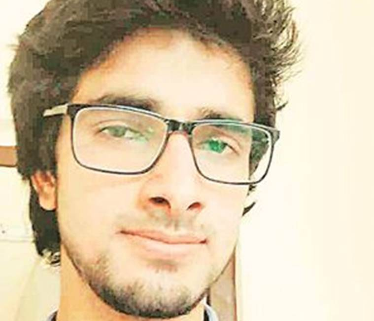 Kashmiri student goes missing from college in Orissa