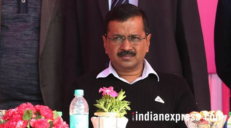 Delhi Chief Minister Arvind Kejriwal asked if Nirav Yadav had left the country with the backing of the Narendra Modi government. (File)