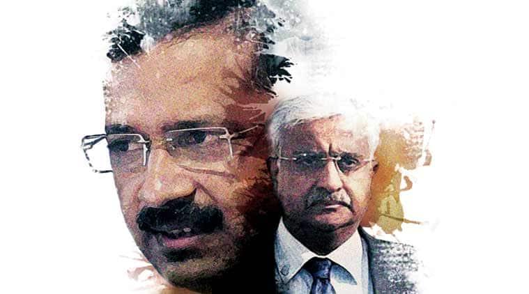 AAP, Anshu Prakash, Delhi Nagrik Sehkari Bank probe, Arvind Kejriwal, AAP vs Chief Secretary, Indian Express