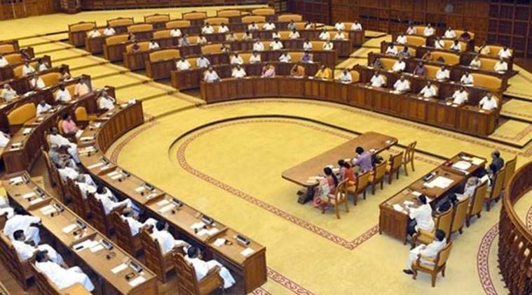 Ruckus in Kerala Assembly over Opposition MLA's 'communal wall' remark