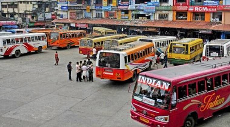 LDF government to crack the whip on striking private bus operators