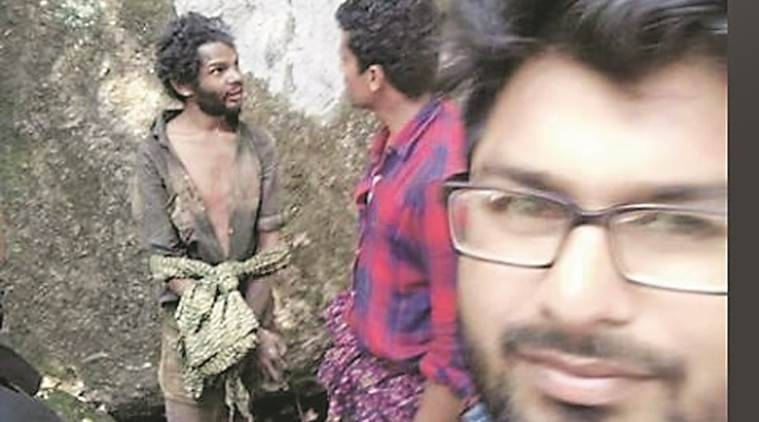 kerala, tribal lynching, mentally challenged tribal man, palakkad, attappadi, joy mathew, indian express