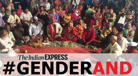 Virginity test, Kanjarbhat community, virginity checking in brides, Gender And, Indian Express Gender series, GenderAnd stories, PARI, Indian Express