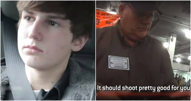 kids with guns, kids using guns, kids who became shooters, america's act on guns, america's laws on guns and ammunition, kids with guns, real sports with bryant grumbel kids and guns video viral, Indian express, Indian express news