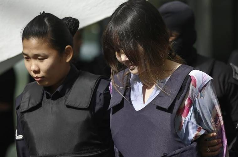 Year after Kim Jong Nam's killing, suspected masterminds evade trial