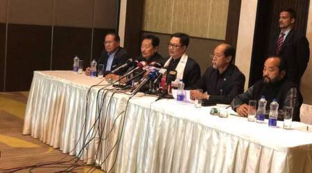 BJP joins hands with NDPP for Nagaland Assembly poll