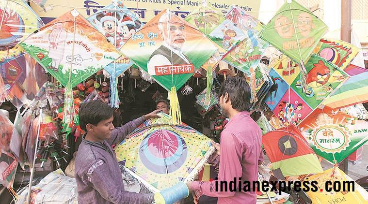 nylon manja, kites, glass manja, makar sankranti, patang, manja sale, bombay high court, indian express