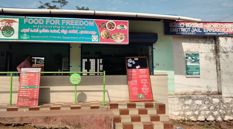 Cooked by prisoners, chicken biryani is hot favourite at this jail food counter in Kochi