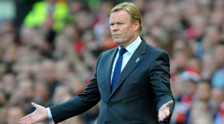 Ronald Koeman named as Netherlands football coach