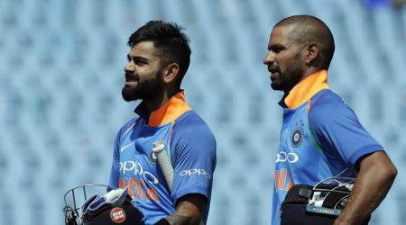 india vs south africa, ind vs sa, india in south africa, india wins series, shikhar dhawan, virat kohli, rohit sharma, cricket news, sports news, indian express