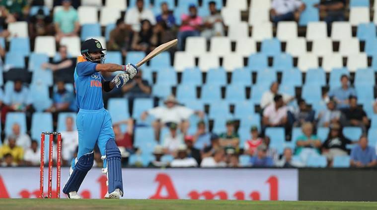 India steamroll South Africa in sixth ODI