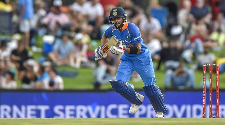 India beat Proteas by 8 wickets