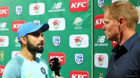 India vs South Africa: Manish Pandey and MS Dhoni were outstanding to get us close to 190, says Virat Kohli