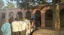 Madhya Pradesh bye-elections LIVE UPDATES: Voting underway in Mungaoli and Kolaras