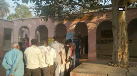 Madhya Pradesh bye-elections LIVE UPDATES: Voting underway in Mungaoli and Kolaras, EVM glitches reported