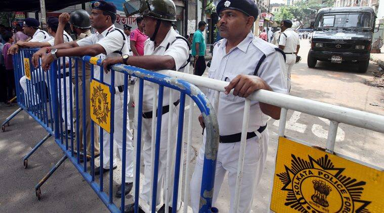 west bengal, bjp worker death, bengal bjp worker assaulted, trinamool congress, amit shah on worker death, trilochan mahato, bjp worker murder, indian express