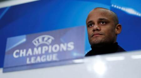 Manchester City no longer Champions League laggards, says Vincent Kompany