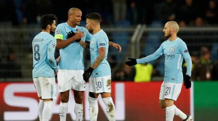 Manchester City won't ease up against Basel, says Vincent Kompany