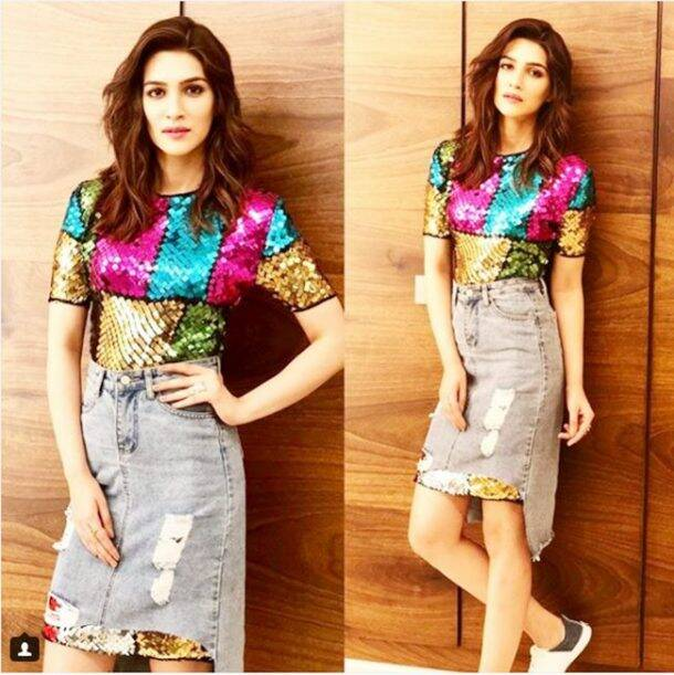 Deepika Padukone, Manushi Chhillar, Sonakshi Sinha, Aishwarya Rai Bachchan, Shilpa Shetty, Kriti Sanon, Twinkle Khanna, Madhuri Dixit Nene, Ileana D'Cruz, celeb fashion, bollywood fashion, indian express, indian express news
