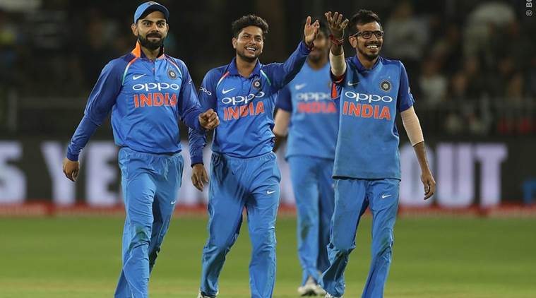 India beat South Africa in the 5th ODI at Port Elizabeth.