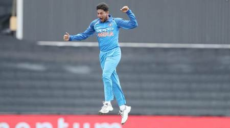 Kuldeep Yadav, Kuldeep Yadav India, India Kuldeep Yadav, Kuldeep Yadav social media account, Kuldeep Yadav account hacked, sports news, cricket, Indian Express