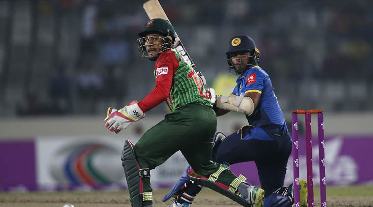 Live Cricket Score of Bangladesh vs Sri Lanka, 2nd T20I