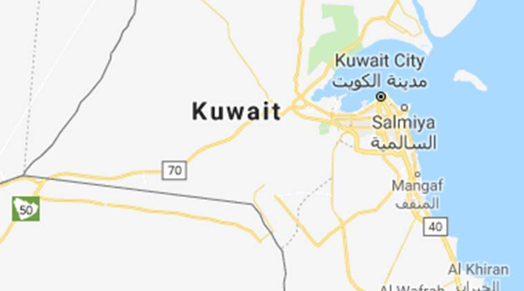 Kuwait, Kuwait bus collision, Kuwait Indians death, Kuwait news, indian express news