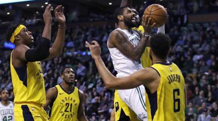 NBA roundup: Celtics edge Wizards in OT