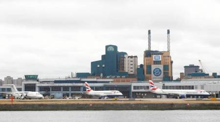 London City Airport shut throughout Monday after WW2 bomb found in Thames