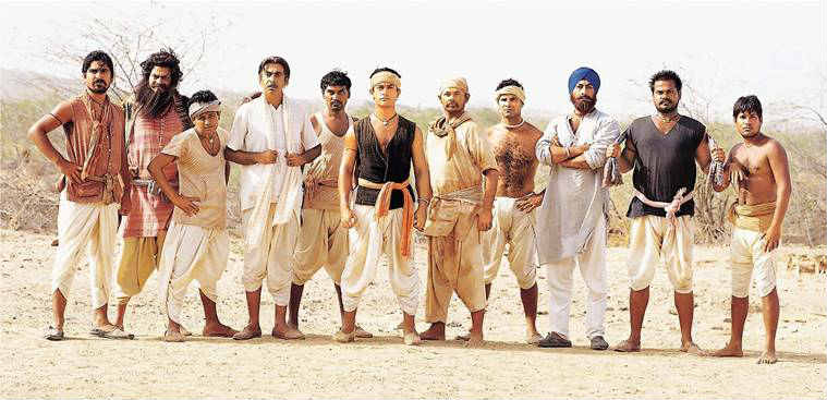 Ashutosh Gowarikar film Lagaan