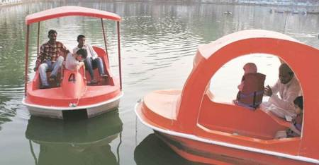 Thane: City of lakes debates over boating