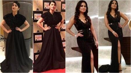 When Shruti Haasan and Lara Dutta couldn't do justice to the all-time favourite black gown