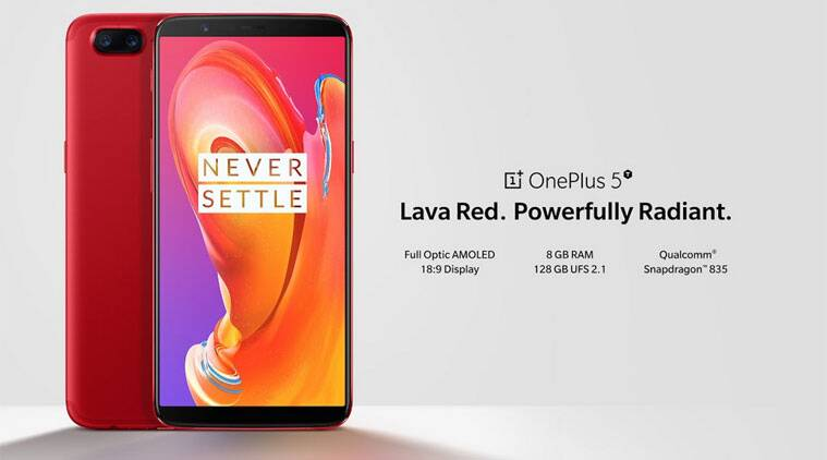 OnePlus 5T Lava Red Gets Valentine's Day exclusive offer of Rs. 1500