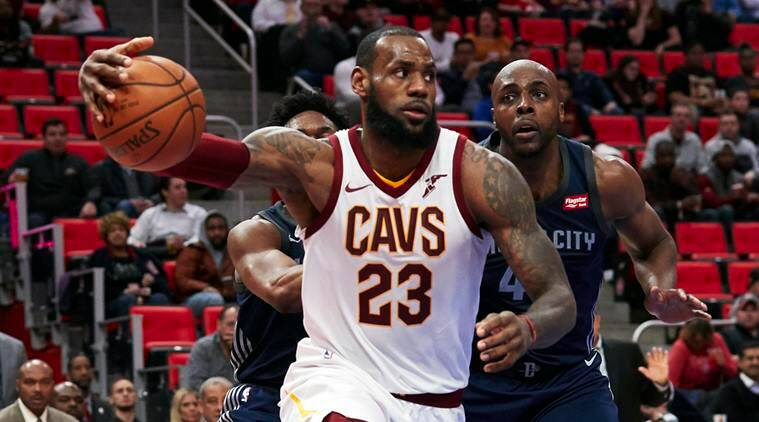 a77b4f2dde2f LeBron James says he d vote for himself in MVP race