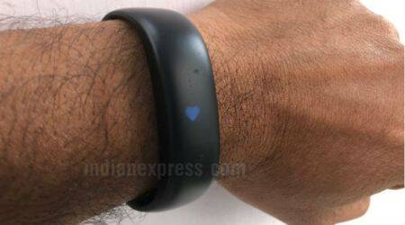 Lenovo HW02 Plus fitness band review: As simple as it can be