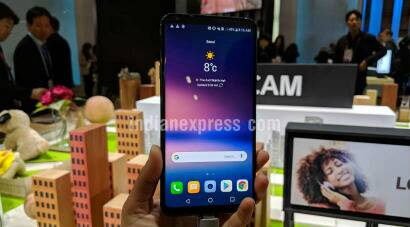 MWC 2018, LG V30S ThinQ launch, V30S, V30S price in India, Huawei MateBook X Pro price, LG V30S ThinQ specifications, Huawei MateBook X Pro specifications