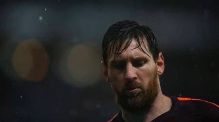 Argentina want Lionel Messi to play less for Barcelona, says president Claudio Tapia