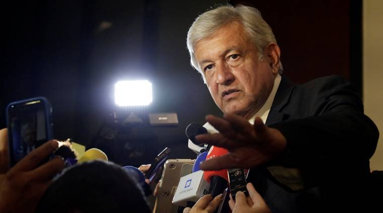 Mexican opposition candidates slam Donald Trump wall ahead of campaign