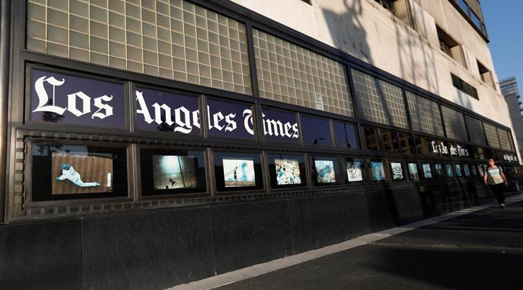 Tronc To Sell Los Angeles Times, San Diego Union-Tribune