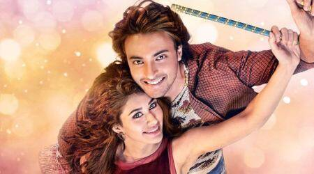 Loveratri first look: Salman Khan treats fans to Aayush Sharma-Warina Hussain's love-soaked avatar
