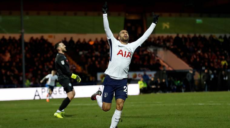 Tottenham can win Champions League this season - Lucas Moura