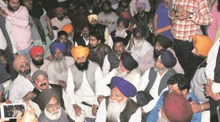 ludhiana mc polls, ludhiana Municipal Corporation polls, ludhiana polls, Simranjeet Singh Bains, bains brothers, indian express, punjab politics, punjab AAP, lok insaaf party