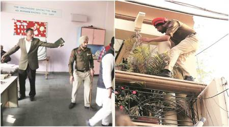 Ludhiana MC polls: Charges of bogus voting, hooliganism fly thick