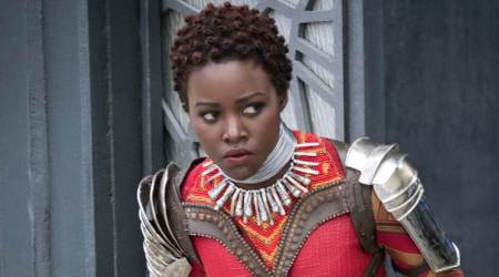 The issue on the table here is not sexism: Lupita Nyong'o talks about the ideal gender relations in BlackPanther