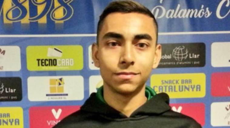 Delhi boy Luv Kapoor signs for one of Spain's oldest football clubs PalamosFC