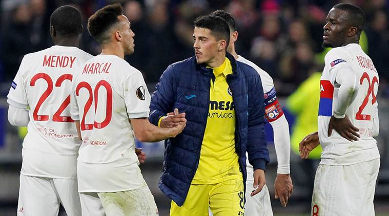 Nabil Fekir, Lyon, Lille, French league, French league news, French league updates, sports news, football, Indian Express