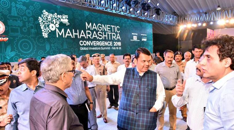 PM praises Maharashtra Business model