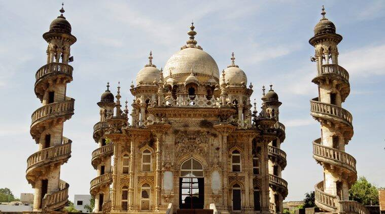 Mahabat Maqbara, places to travel in india, travel destinations, places to travel in india,