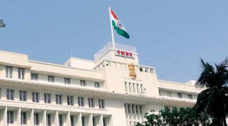 Mumbai: Woman jumps off fifth floor of Mantralaya, saved by net